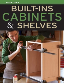 Built-Ins, Cabinets & Shelves, Paperback Book
