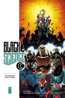 Black Science Premiere Hardcover, Hardback Book