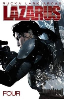 Lazarus Volume 4: Poison, Paperback / softback Book