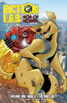 Action Lab: Dog of Wonder, Paperback Book