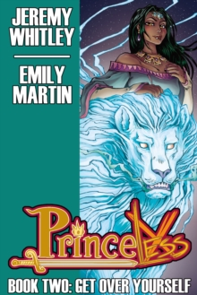 Princeless Book 2: Get Over Yourself Deluxe Hardcover  #HC, EPUB eBook