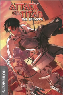 Attack On Titan: The Spinoffs Collection, Paperback Book