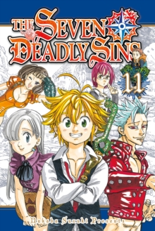 The Seven Deadly Sins 11, Paperback / softback Book
