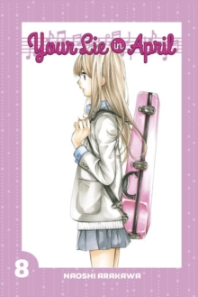 Your Lie In April 8, Paperback Book