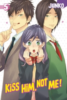 Kiss Him, Not Me 5, Paperback Book