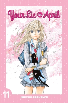 Your Lie In April 11, Paperback Book