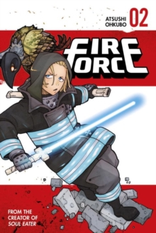 Fire Force 2, Paperback Book