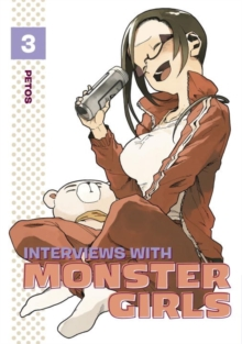 Interviews With Monster Girls 3, Paperback Book