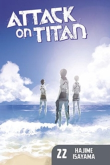 Attack On Titan 22, Paperback Book