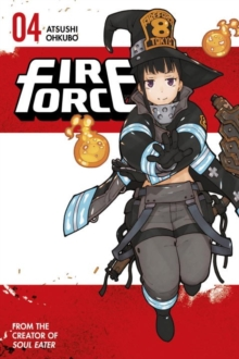 Fire Force 4, Paperback / softback Book