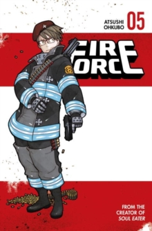 Fire Force 5, Paperback Book