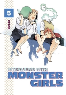 Interviews With Monster Girls 5, Paperback / softback Book