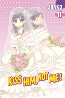 Kiss Him, Not Me 11, Paperback Book