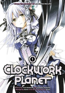 Clockwork Planet 1, Paperback Book