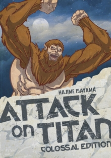 Attack On Titan: Colossal Edition 4, Paperback / softback Book