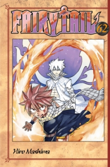 Fairy Tail 62, Paperback Book