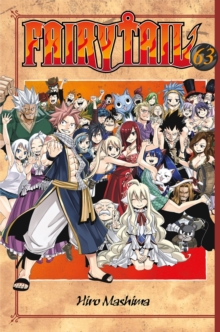 Fairy Tail 63, Paperback / softback Book
