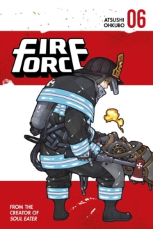 Fire Force 6, Paperback Book