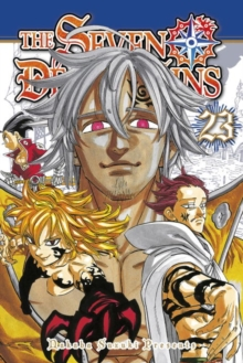 The Seven Deadly Sins 23, Paperback Book