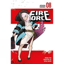 Fire Force 8, Paperback Book