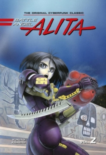 Battle Angel Alita Deluxe Edition 2, Hardback Book