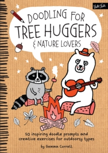 Doodling for Tree Huggers & Nature Lovers, Paperback / softback Book