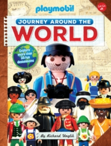 Journey Around the World, Hardback Book