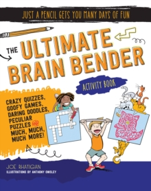 The Ultimate Brain Bender Activity Book, Paperback Book