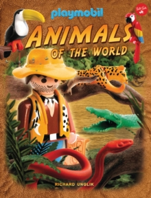 Animals of the World, Hardback Book