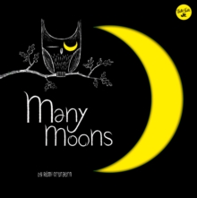 Many Moons : Learn About the Different Phases of the Moon, Hardback Book