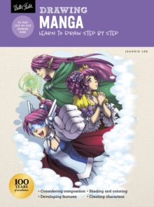 Drawing: Manga : Learn to draw step by step, Paperback / softback Book