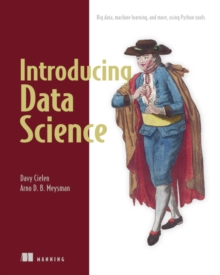 Introducing Data Science, Paperback Book