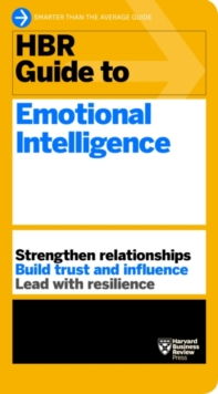 HBR Guide to Emotional Intelligence (HBR Guide Series), Paperback Book