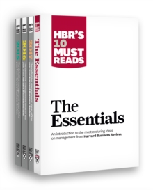 HBR's 10 Must Reads Big Business Ideas Collection (2015-2017 plus The Essentials) (4 Books) (HBR's 10 Must Reads), EPUB eBook