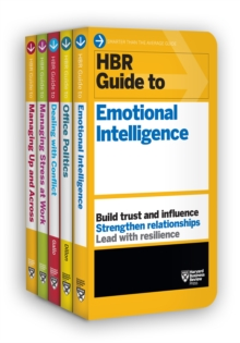 HBR Guides to Emotional Intelligence at Work Collection (5 Books) (HBR Guide Series), EPUB eBook