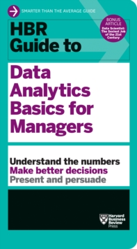 HBR Guide to Data Analytics Basics for Managers (HBR Guide Series), EPUB eBook