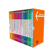 Harvard Business Review Guides Ultimate Boxed Set (16 Books), EPUB eBook