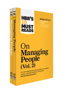 HBR's 10 Must Reads on Managing People 2-Volume Collection, EPUB eBook