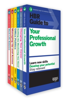 HBR Guides to Managing Your Career Collection (6 Books), EPUB eBook