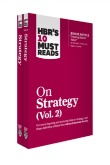 HBR's 10 Must Reads on Strategy 2-Volume Collection, EPUB eBook