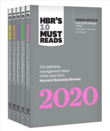 5 Years of Must Reads from HBR: (5 Books), Book Book