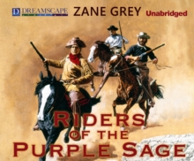 Riders of the Purple Sage, eAudiobook MP3 eaudioBook