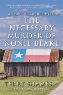 The Necessary Murder Of Nonie Blake, Paperback Book