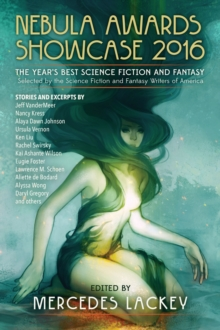 Nebula Awards Showcase 2016, Paperback Book