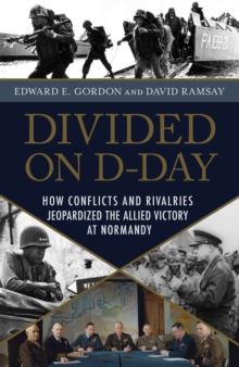 Divided On D-Day, Hardback Book