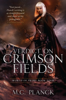 Verdict On Crimson Fields, Paperback Book