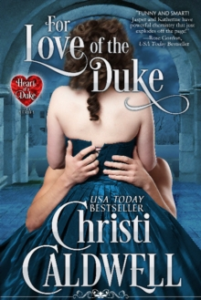 For Love of the Duke, Paperback Book