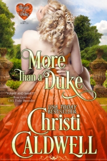 More Than a Duke, Paperback Book