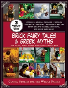 Brick Fairy Tales and Greek Myths: Box Set : Classic Stories for the Whole Family, Multiple copy pack Book