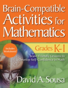 Brain-Compatible Activities for Mathematics, Grades K-1, EPUB eBook